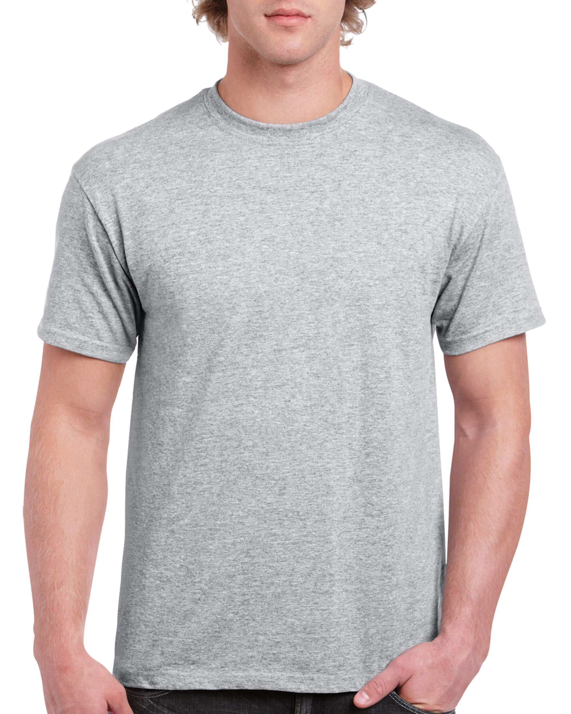Gildan Mens 2000 Ultra Cotton T-Shirt