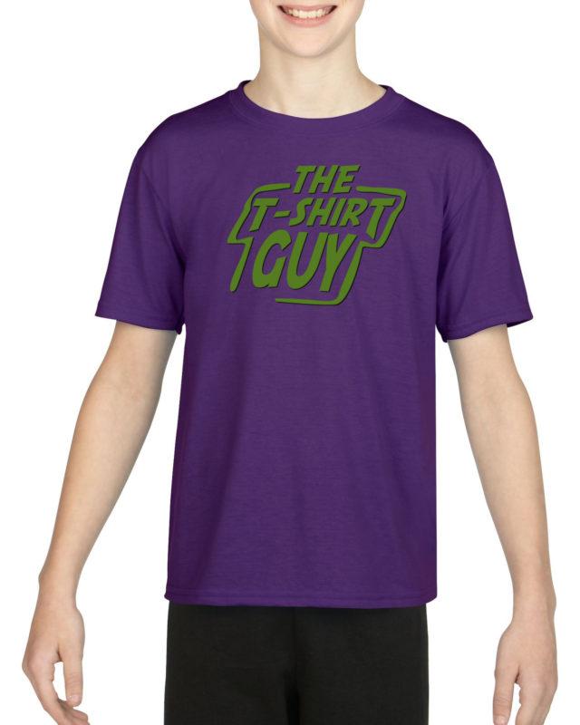 42000B youth purple