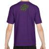 42000B youth purple rear
